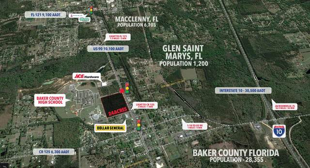0 Us Highway 90, Glen St. Mary, FL 32040 (MLS #1049956) :: Momentum Realty