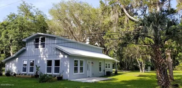 7865 Riverdale Rd, St Augustine, FL 32092 (MLS #1050413) :: Noah Bailey Group