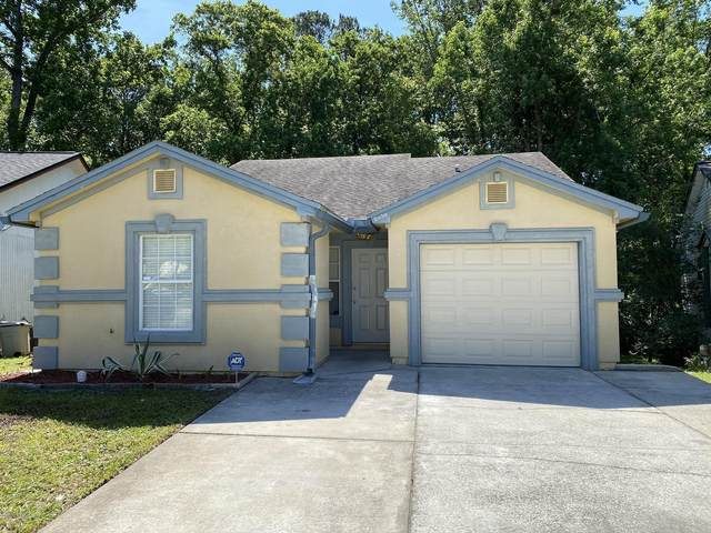 7850 Aquarius Cir S, Jacksonville, FL 32216 (MLS #1050746) :: Bridge City Real Estate Co.