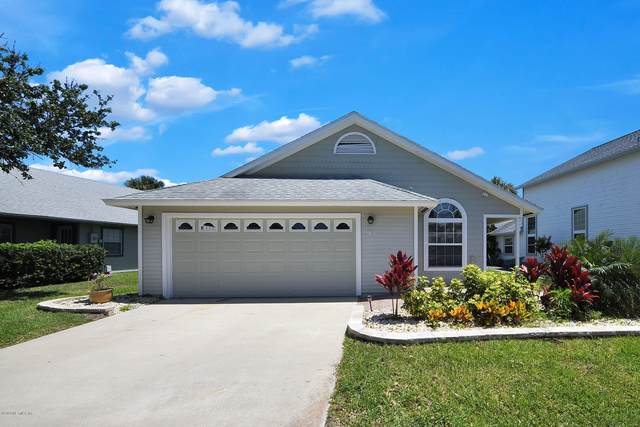8 Nantucket Ln, Palm Coast, FL 32137 (MLS #1050923) :: Berkshire Hathaway HomeServices Chaplin Williams Realty