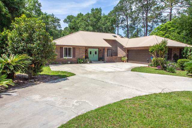 717 SW Nightingale St, Keystone Heights, FL 32656 (MLS #1050929) :: 97Park