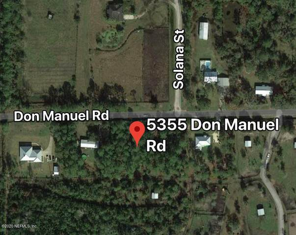 5355 Don Manuel Rd, Elkton, FL 32033 (MLS #1051031) :: CrossView Realty