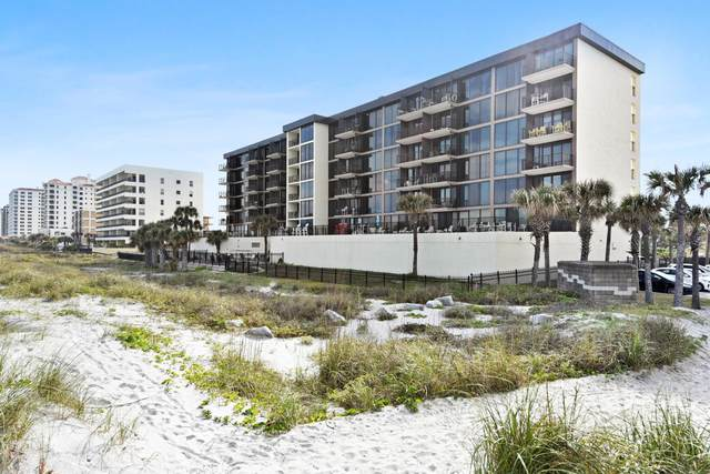 601 1ST St S 7F, Jacksonville Beach, FL 32250 (MLS #1051164) :: Ponte Vedra Club Realty