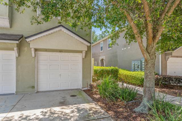 7059 Deer Lodge Cir #105, Jacksonville, FL 32256 (MLS #1051295) :: Memory Hopkins Real Estate