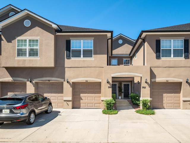 12301 Kernan Forest Blvd #704, Jacksonville, FL 32225 (MLS #1051353) :: Noah Bailey Group