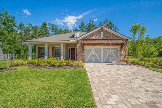 57 Lakeview Pass Way, St Johns, FL 32259 (MLS #1051374) :: Memory Hopkins Real Estate