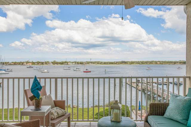 157 Marine St #303, St Augustine, FL 32084 (MLS #1051387) :: Ponte Vedra Club Realty