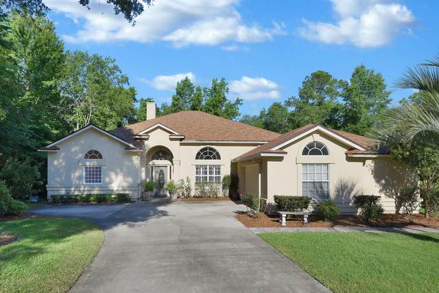 3630 Asbury Trace Dr, GREEN COVE SPRINGS, FL 32043 (MLS #1051414) :: Berkshire Hathaway HomeServices Chaplin Williams Realty