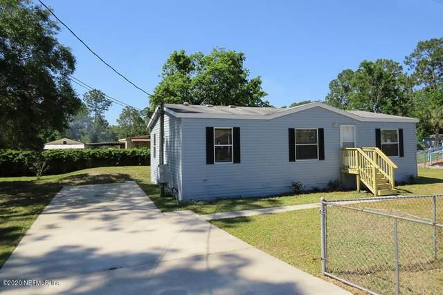 1025 W 4TH St, St Augustine, FL 32084 (MLS #1051574) :: Memory Hopkins Real Estate