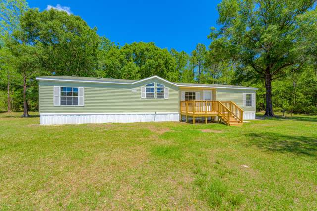 4660 Cedar Ford Blvd, Hastings, FL 32145 (MLS #1051740) :: The Hanley Home Team
