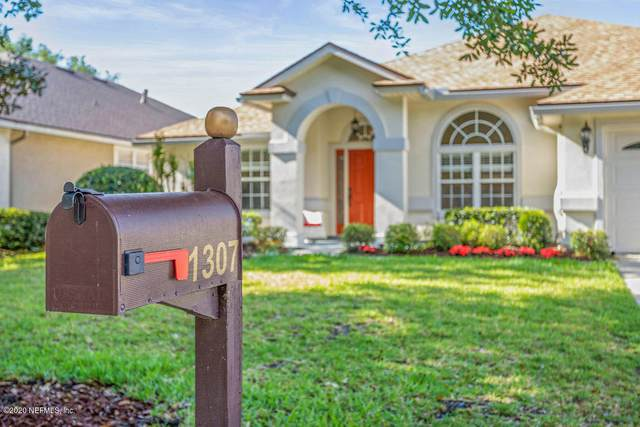 1307 Barrington Cir, St Augustine, FL 32092 (MLS #1051787) :: Bridge City Real Estate Co.
