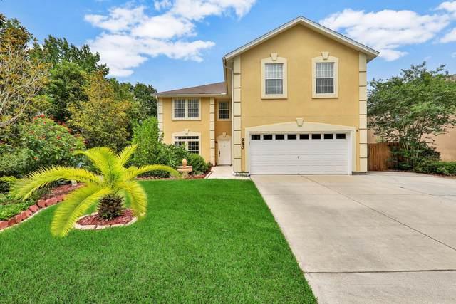 940 W Tennessee Trce, Jacksonville, FL 32259 (MLS #1051804) :: Ponte Vedra Club Realty
