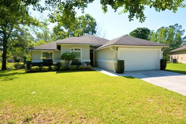 9639 Bent Oak Ct, Jacksonville, FL 32257 (MLS #1051815) :: The Hanley Home Team