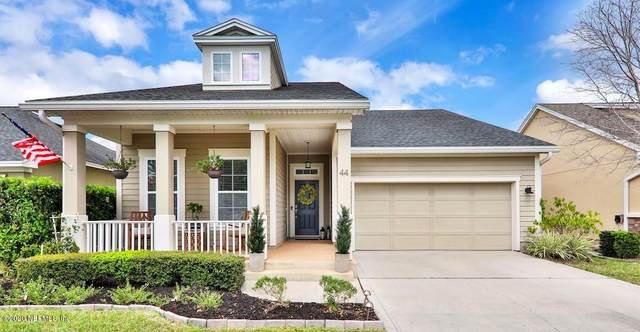 44 Waterfront Dr, St Johns, FL 32259 (MLS #1051891) :: The Perfect Place Team
