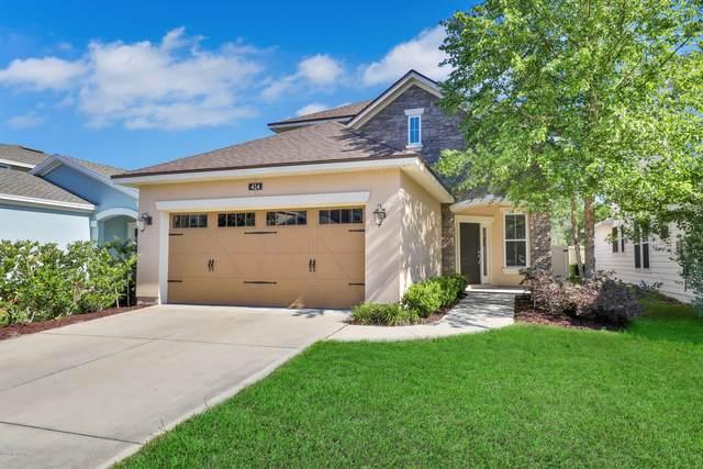 424 Citrus Ridge Dr, Ponte Vedra, FL 32081 (MLS #1051942) :: The Hanley Home Team