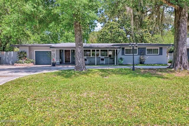 1105 Halifax Rd, Jacksonville, FL 32216 (MLS #1052146) :: Bridge City Real Estate Co.