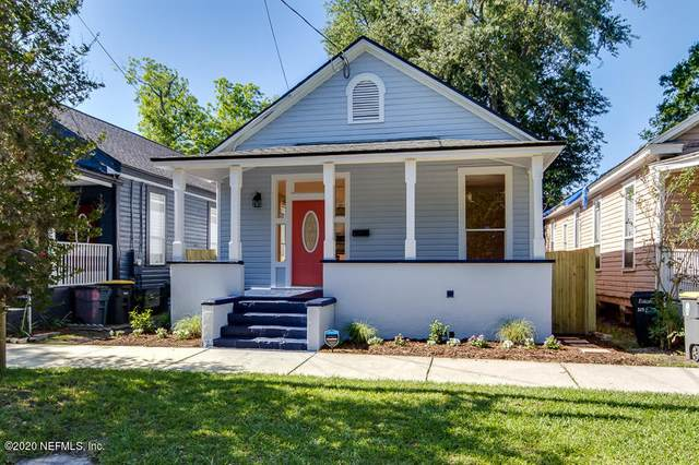 210 E 7TH St, Jacksonville, FL 32206 (MLS #1052158) :: 97Park