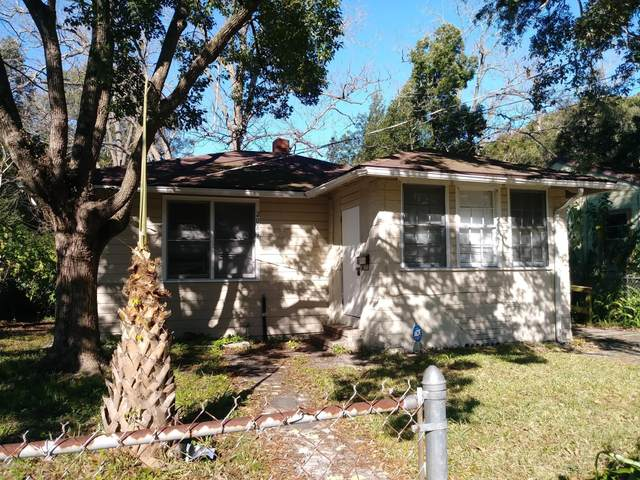 2063 W 17TH St, Jacksonville, FL 32209 (MLS #1052184) :: The DJ & Lindsey Team