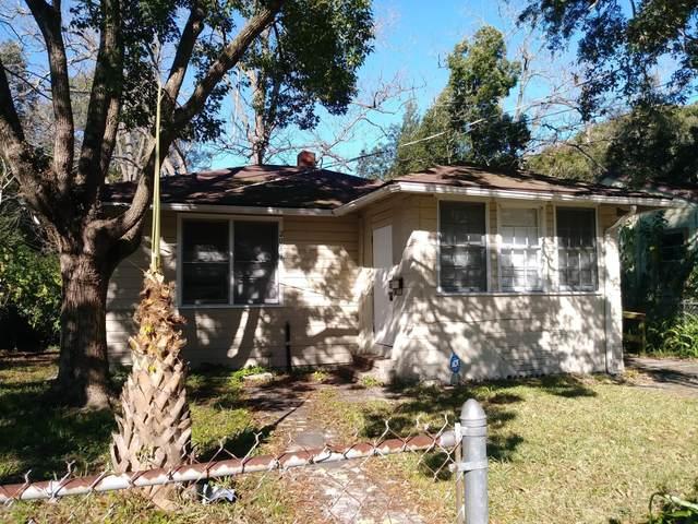 2063 W 17TH St, Jacksonville, FL 32209 (MLS #1052184) :: Berkshire Hathaway HomeServices Chaplin Williams Realty