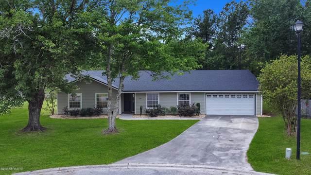 284 Springfield Ct, Orange Park, FL 32073 (MLS #1052258) :: The Hanley Home Team