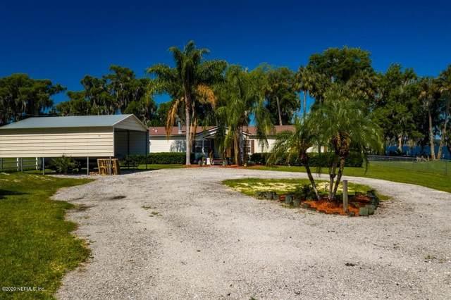 208 Lake George Point Dr, Georgetown, FL 32139 (MLS #1052334) :: The Hanley Home Team
