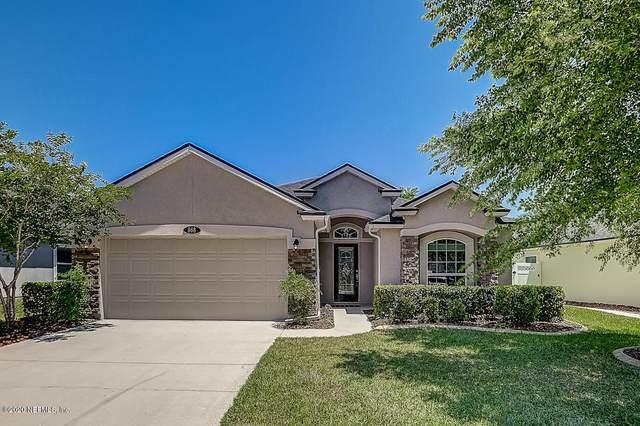 668 Glendale Ln, Orange Park, FL 32065 (MLS #1052556) :: Bridge City Real Estate Co.