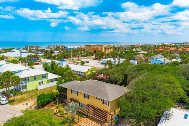 209 12TH St, St Augustine, FL 32080 (MLS #1052685) :: The Hanley Home Team