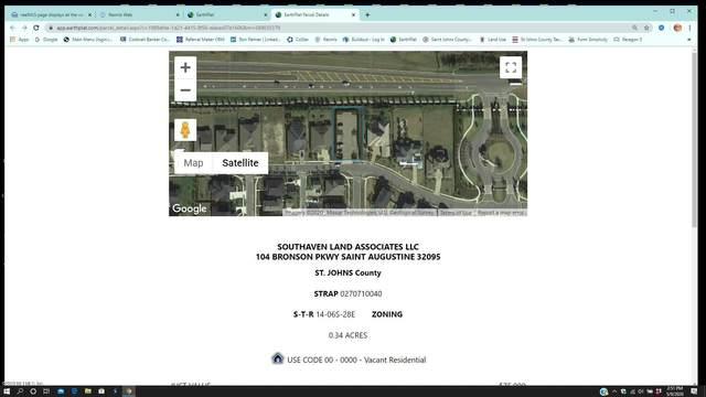104 Bronson Pkwy, St Augustine, FL 32095 (MLS #1052711) :: The Hanley Home Team