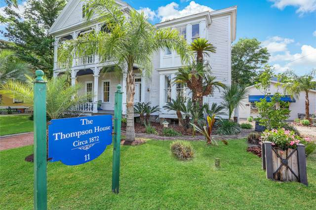 11 S 7TH St, Fernandina Beach, FL 32034 (MLS #1052797) :: Bridge City Real Estate Co.