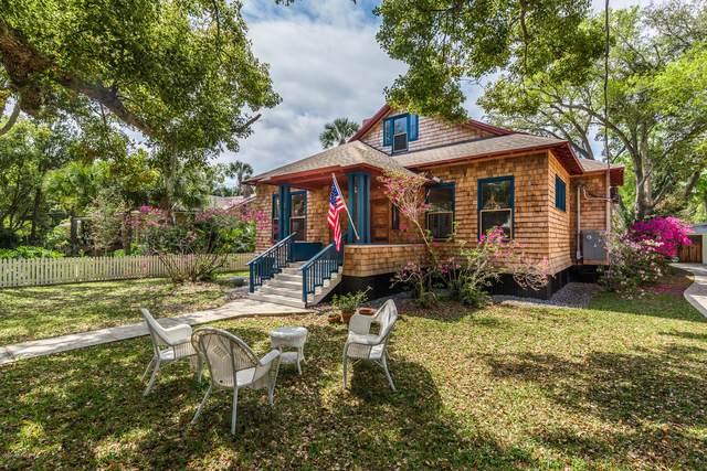 290 St George St, St Augustine, FL 32084 (MLS #1052889) :: Bridge City Real Estate Co.