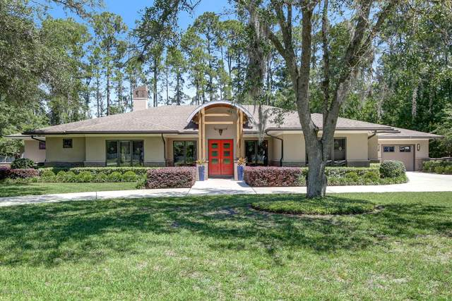 3815 Linjohn Rd #1, Jacksonville, FL 32223 (MLS #1052942) :: Noah Bailey Group