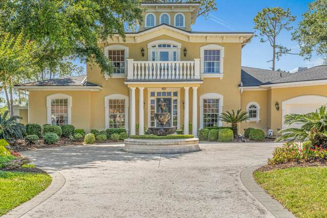 121 Sea Island Dr, Ponte Vedra Beach, FL 32082 (MLS #1053032) :: Memory Hopkins Real Estate