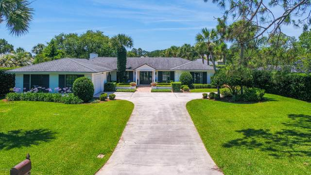 22 Poinciana Way, Ponte Vedra Beach, FL 32082 (MLS #1053114) :: Noah Bailey Group
