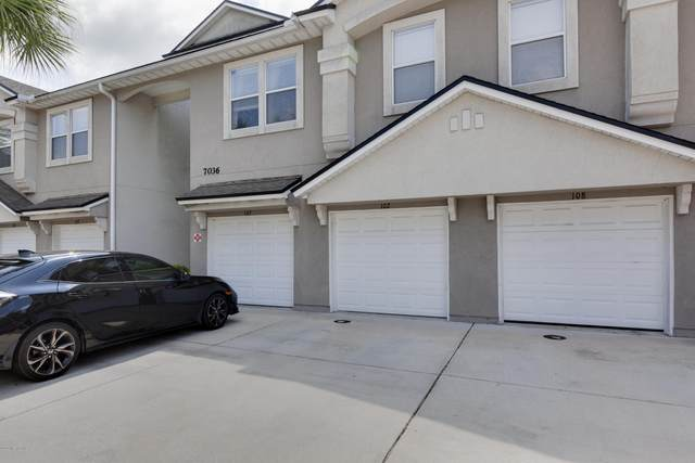 7036 Deer Lodge Cir #102, Jacksonville, FL 32256 (MLS #1053130) :: Memory Hopkins Real Estate