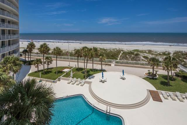 1601 Ocean Dr S #409, Jacksonville Beach, FL 32250 (MLS #1053158) :: Memory Hopkins Real Estate