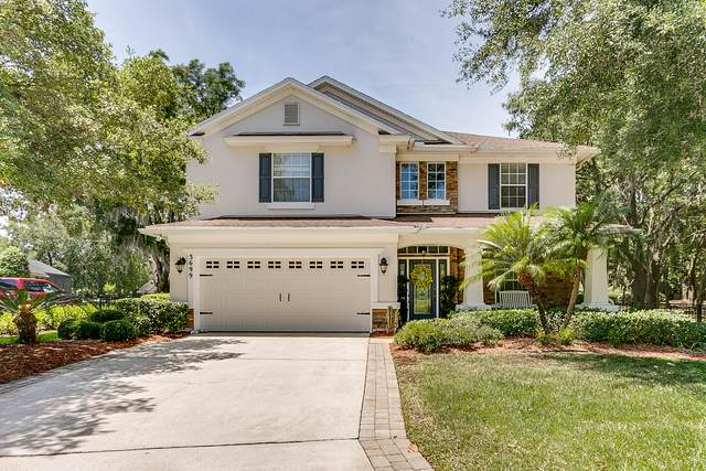 3699 Red Hawk Ct, GREEN COVE SPRINGS, FL 32043 (MLS #1053159) :: The Every Corner Team