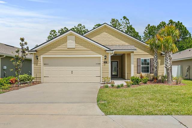 184 Palace Dr, St Augustine, FL 32084 (MLS #1053201) :: The DJ & Lindsey Team