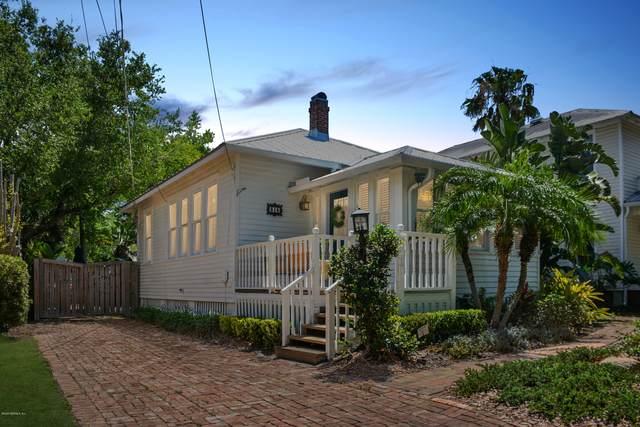 315 St George St, St Augustine, FL 32084 (MLS #1053206) :: Bridge City Real Estate Co.