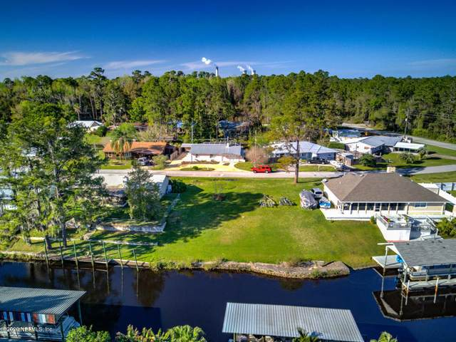105 Magnolia Dr, East Palatka, FL 32131 (MLS #1053302) :: The Newcomer Group