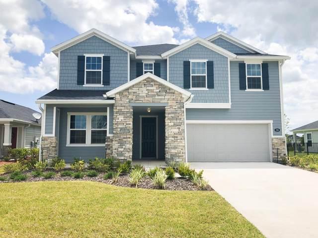 204 Bluejack Ln, St Augustine, FL 32095 (MLS #1053306) :: The Hanley Home Team
