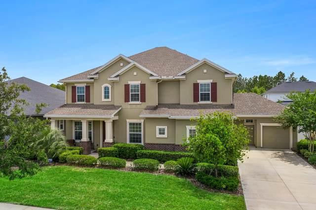 759 Cross Ridge Dr, Ponte Vedra, FL 32081 (MLS #1053353) :: The Hanley Home Team