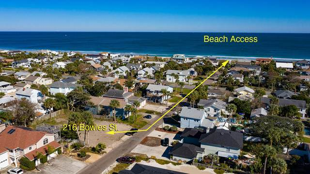 214 & 216 Bowles St, Neptune Beach, FL 32266 (MLS #1053447) :: The Hanley Home Team