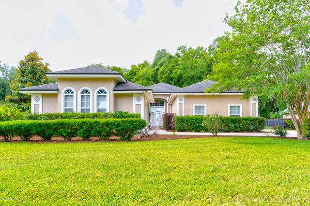 2894 Amelia Bluff Dr, Jacksonville, FL 32226 (MLS #1053468) :: Berkshire Hathaway HomeServices Chaplin Williams Realty