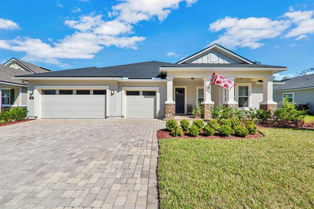 268 Rubicon Dr, St Johns, FL 32259 (MLS #1053506) :: Noah Bailey Group
