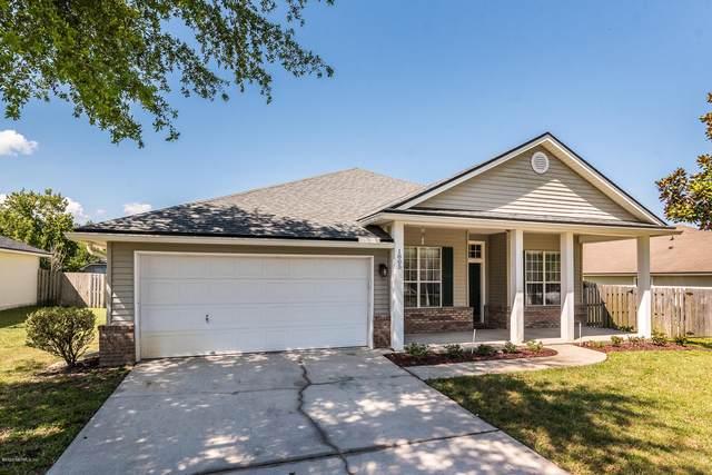 1805 Woodstone Way, St Augustine, FL 32092 (MLS #1053513) :: Bridge City Real Estate Co.