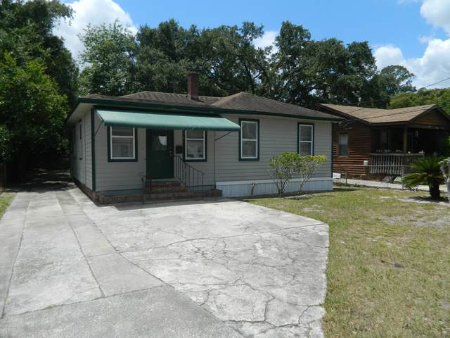 244 E 48TH St, Jacksonville, FL 32208 (MLS #1053552) :: Menton & Ballou Group Engel & Völkers