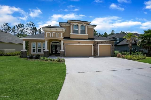 4118 Carriage Crossing Ln, Orange Park, FL 32065 (MLS #1053574) :: Bridge City Real Estate Co.