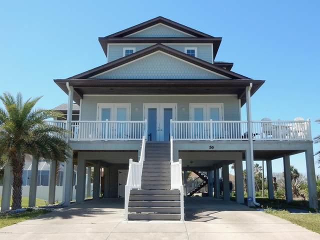 56 Flagler Dr, Palm Coast, FL 32137 (MLS #1053670) :: The Hanley Home Team