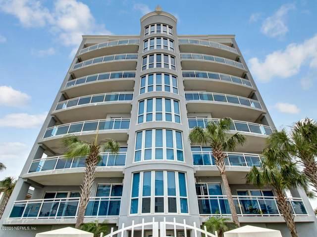 807 1ST St N #201, Jacksonville Beach, FL 32250 (MLS #1053724) :: Memory Hopkins Real Estate