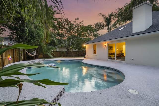 2444 Oak Forest Dr, Jacksonville Beach, FL 32250 (MLS #1053733) :: The Hanley Home Team